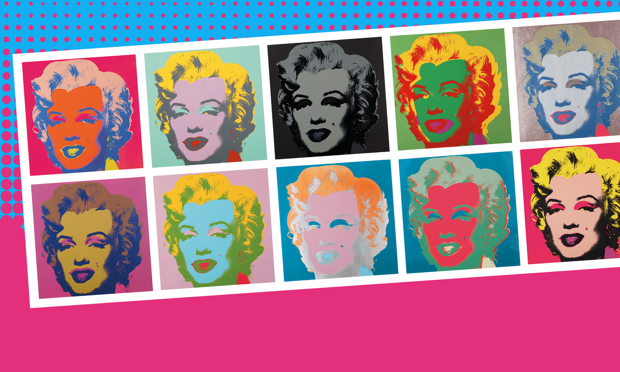 Andy Warhol. Super pop