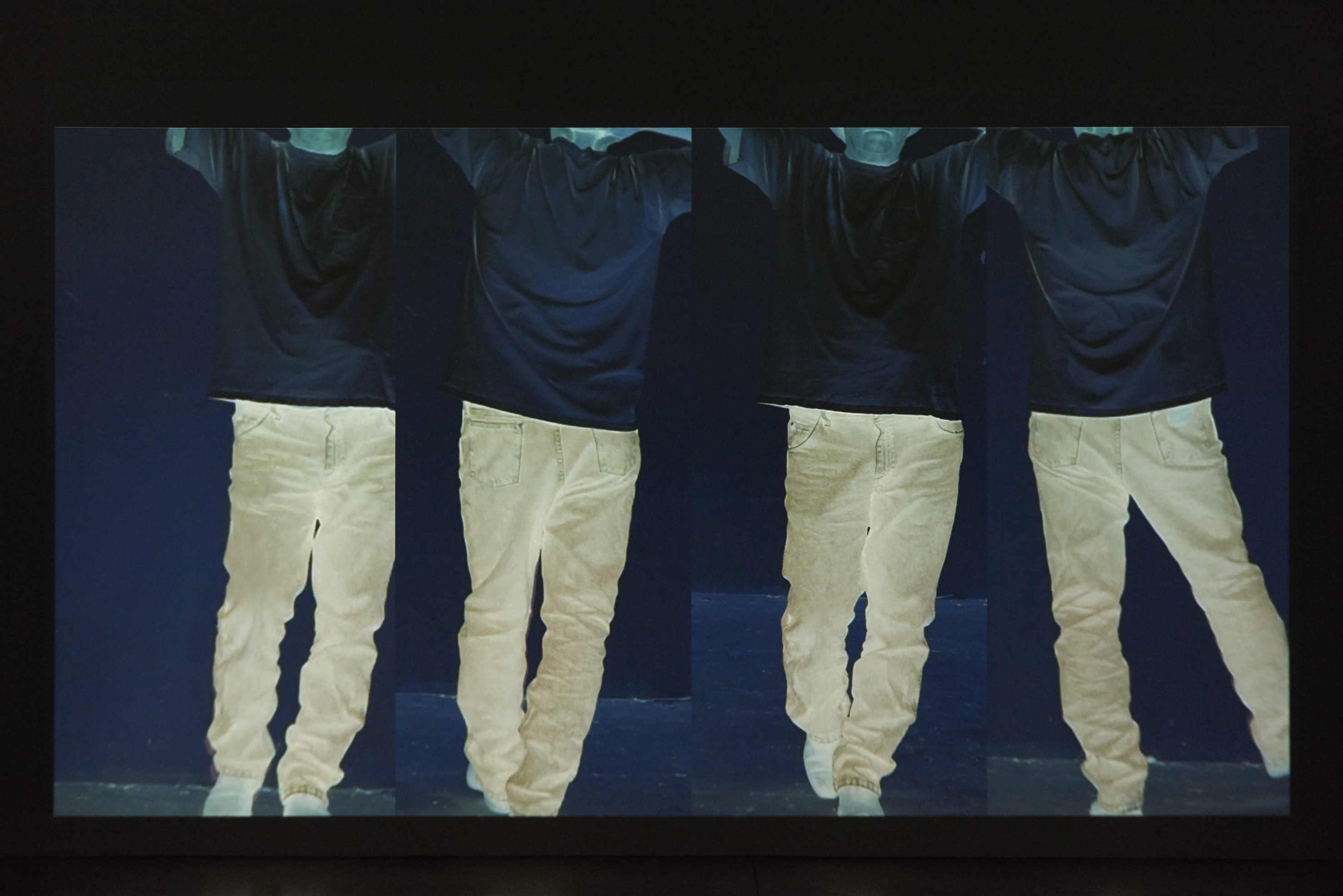 Bruce Nauman Archive for the future