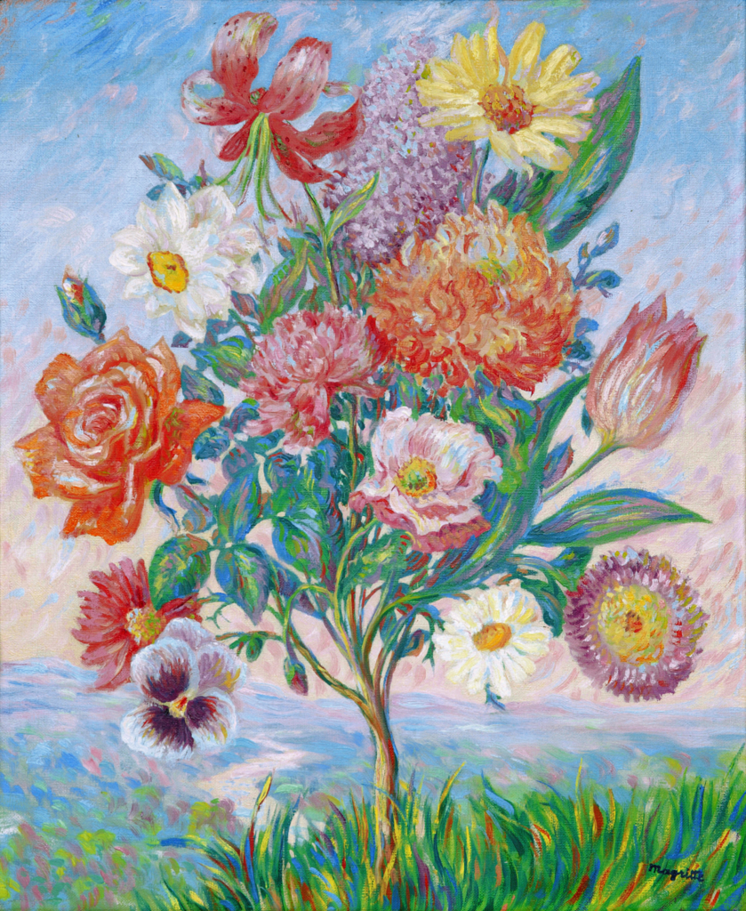 Magritte in Full Sunlight. The Renoir Period 1940-1947