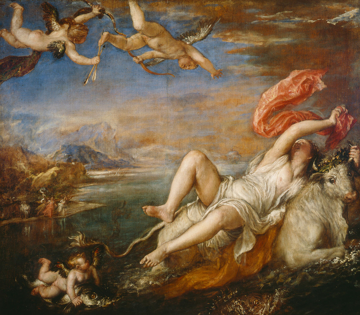 Titian: Love, Desire, Death